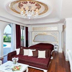 Gural Premier Tekirova Турция, Кемер - 1 отзыв об отеле, цены и фото номеров - забронировать отель Gural Premier Tekirova онлайн комната для гостей фото 3