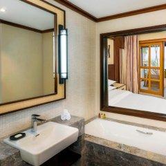 Отель Sheraton Maldives Full Moon Resort & Spa 5* Номер Делюкс с различными типами кроватей фото 3