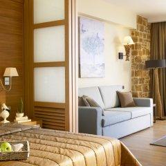 Отель Anthemus Sea Beach Hotel & Spa Греция, Ситония - 2 отзыва об отеле, цены и фото номеров - забронировать отель Anthemus Sea Beach Hotel & Spa онлайн комната для гостей фото 3