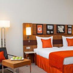 Рэдиссон Блу Шереметьево (Radisson Blu Sheremetyevo Hotel) 5* Стандартный номер с 2 отдельными кроватями