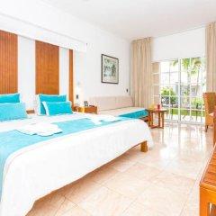 Отель Be Live Collection Punta Cana - All Inclusive 3* Номер Делюкс улучшенный с различными типами кроватей фото 7