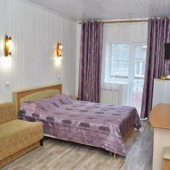 Гостиница Эдельвейс Улучшенный номер с различными типами кроватей фото 2