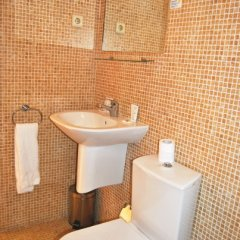 Viana Hotel ванная