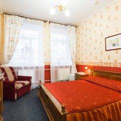 Гостиница Регина 3* Номер Комфорт с различными типами кроватей фото 4