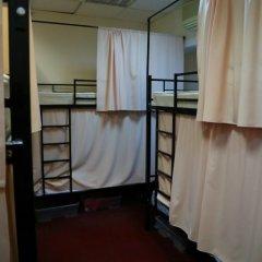 Moscow Hostel Travel Inn Кровать в общем номере с двухъярусной кроватью фото 2