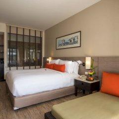 Отель Deevana Plaza Phuket 4* Студия с различными типами кроватей фото 2