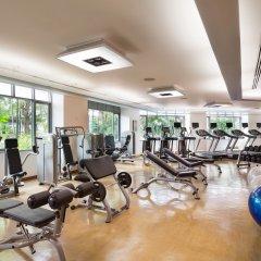 Отель Conrad Bangkok фитнесс-зал