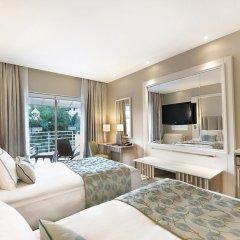 Отель Titanic Beach Lara - All Inclusive комната для гостей фото 7