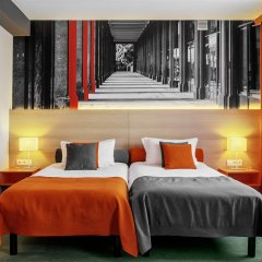 Отель MDM City Centre Польша, Варшава - 12 отзывов об отеле, цены и фото номеров - забронировать отель MDM City Centre онлайн комната для гостей фото 10