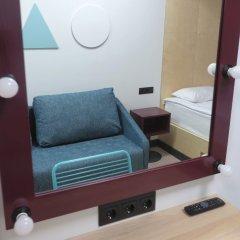 Хостел Друзья на Банковском Стандартный номер с различными типами кроватей
