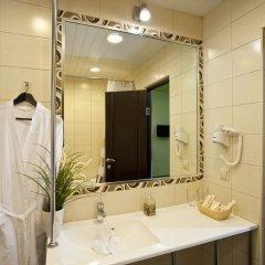 Гостиница Инсайд-Бизнес 4* Люкс с различными типами кроватей фото 5
