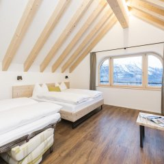 Отель Randolins Familienresort Швейцария, Санкт-Мориц - отзывы, цены и фото номеров - забронировать отель Randolins Familienresort онлайн сейф в номере