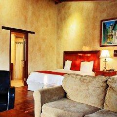 Hotel Marina Copan Копан-Руинас комната для гостей фото 4