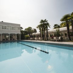 Отель Metropole Италия, Абано-Терме - отзывы, цены и фото номеров - забронировать отель Metropole онлайн бассейн фото 3
