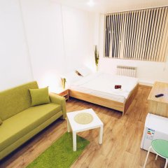 Мини-Отель Пешков комната для гостей фото 10