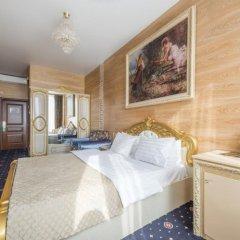 Гостиница Гранд Белорусская 4* Номер Комфорт двуспальная кровать фото 4
