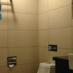 Отель 7 Days Inn (Guangzhou Huanghuagang Metro Station) ванная