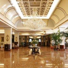 Отель Abano Grand Hotel Италия, Абано-Терме - 3 отзыва об отеле, цены и фото номеров - забронировать отель Abano Grand Hotel онлайн интерьер отеля