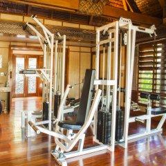 Отель Likuliku Lagoon Resort - Adults Only фитнесс-зал
