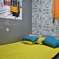 Хостел Решетников Номер с общей ванной комнатой с различными типами кроватей (общая ванная комната)