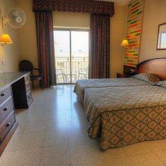 The Bugibba Hotel комната для гостей