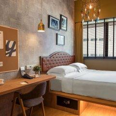 Отель BIG Hotel Сингапур, Сингапур - 1 отзыв об отеле, цены и фото номеров - забронировать отель BIG Hotel онлайн удобства в номере