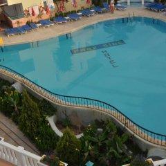 Park Side Hotel Сиде бассейн