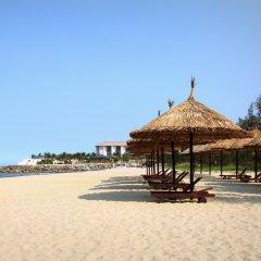 Отель Golden Sand Resort & Spa пляж фото 2