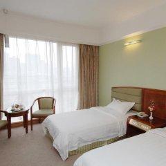 New Tianhe Hotel комната для гостей фото 4