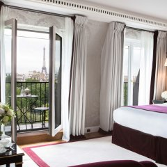 La Reserve Paris Hotel & Spa комната для гостей фото 3
