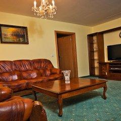 Lazensky hotel Moskevsky dvur комната для гостей