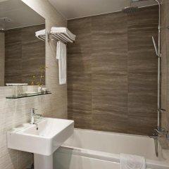 Central Tourist Hotel ванная