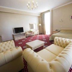 Гостиница Ривьера Хабаровск комната для гостей фото 3