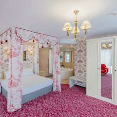 Marins Park Hotel Sochi 4* Люкс студио с различными типами кроватей фото 5