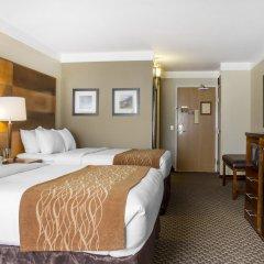 Отель Comfort Inn & Suites Durango комната для гостей фото 10