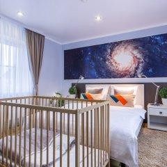 Luna Hotel Krasnodar Стандартный номер с разными типами кроватей фото 2