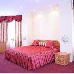 Гостиница Парус комната для гостей фото 8