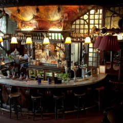 The Warrington Hotel гостиничный бар фото 3