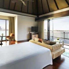 Отель Anantara The Palm Dubai Resort 5* Вилла с различными типами кроватей фото 2