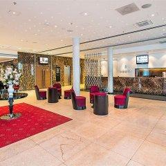 Отель Park Inn by Radisson Meriton Conference & Spa Hotel Tallinn Эстония, Таллин - - забронировать отель Park Inn by Radisson Meriton Conference & Spa Hotel Tallinn, цены и фото номеров интерьер отеля