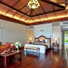 Отель Vinpearl Luxury Nha Trang 5* Вилла Beachfront с различными типами кроватей