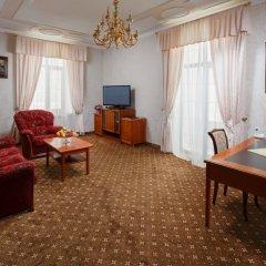 Гостиница Моцарт 4* Представительский люкс разные типы кроватей