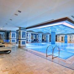 Kamelya Selin Hotel Турция, Сиде - 1 отзыв об отеле, цены и фото номеров - забронировать отель Kamelya Selin Hotel онлайн бассейн фото 2