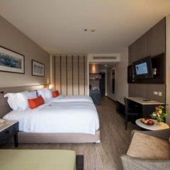 Отель Deevana Plaza Phuket 4* Студия с различными типами кроватей
