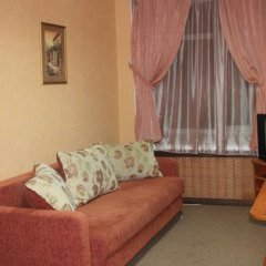 Гостиница Лефортовский Мост комната для гостей фото 7