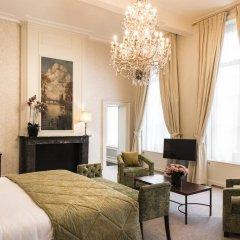 Hotel Dukes' Palace Bruges 5* Люкс с различными типами кроватей фото 3