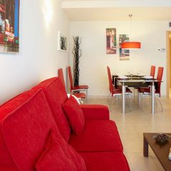 Отель UHC Spa Aqquaria Family Complex Испания, Салоу - 2 отзыва об отеле, цены и фото номеров - забронировать отель UHC Spa Aqquaria Family Complex онлайн комната для гостей фото 3