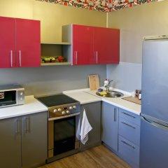 Апартаменты Иркутские Берега Апартаменты с различными типами кроватей фото 12
