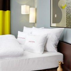 25hours Hotel Zürich West 4* Номер Platinum с различными типами кроватей фото 2