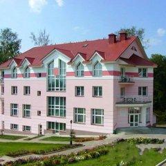 Гостиница Buran вид на фасад